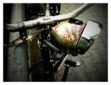 old style bike (Frankfurt : Main)