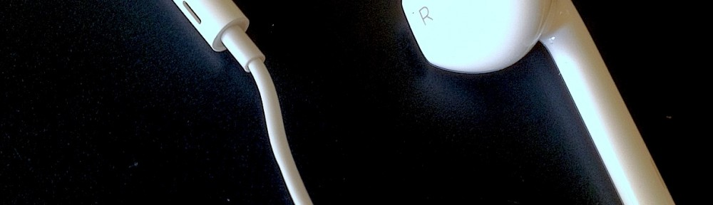 "Apples ""Earpods"" im Test"